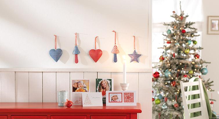 Weihnachtskarten - Ein persönlicher Gruss zum Fest
