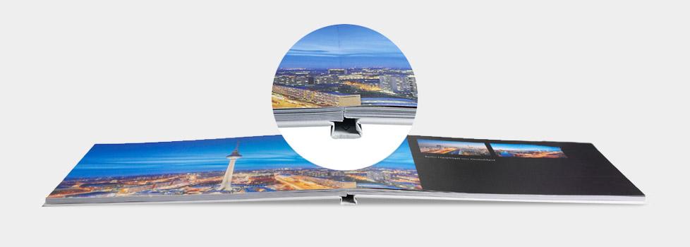 CEWE FOTOBUCH Digitaldruck Premium-Matt mit Lay-Flat-Bindung