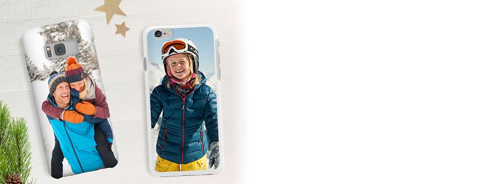 Handyhüllen mit Ihren Fotos