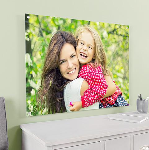 Fotodruck direkt auf Acrylglas