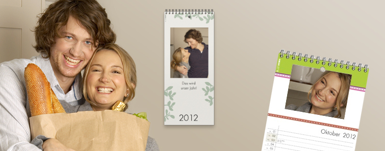 Creare Calendar de bucătărie agendă- Cewe.ro