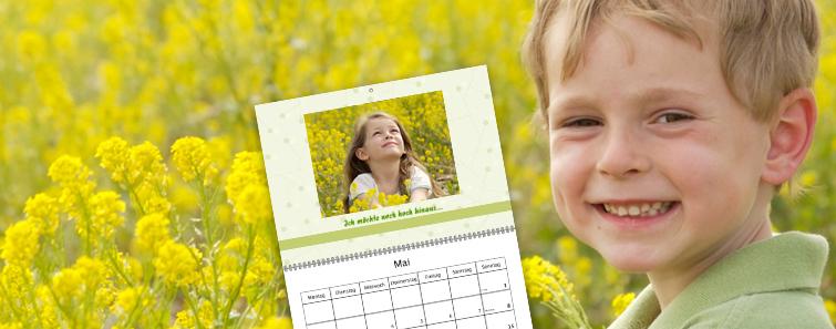 Realizare Calendar de perete A2 tip agendă - Cewe.ro