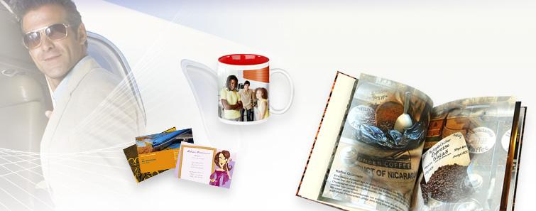 Individuelle Fotoprodukte fürs Büro
