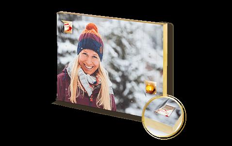 Calendario dell'Avvento Premium con praline Ferrero