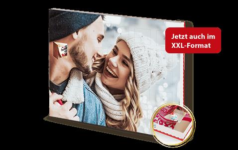 Schoko-Adventskalender mit Produkten von kinder® XXL