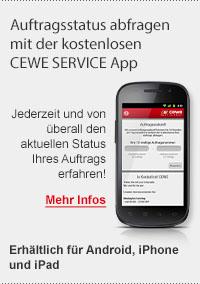 CEWE SERVICE App