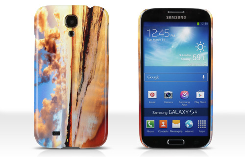 Informations sur la coque Galaxy S4