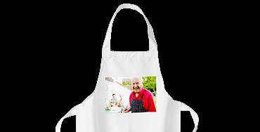Profi-Kochschürze