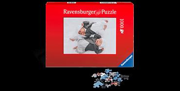 RAVENSBURGER PALAPELI 1000