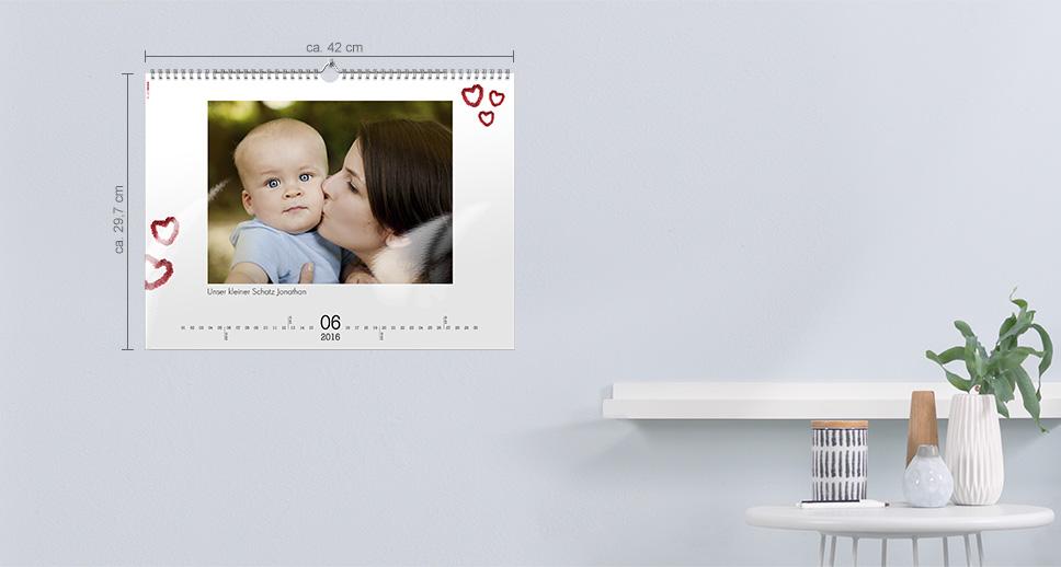 Nástenný kalendár A3