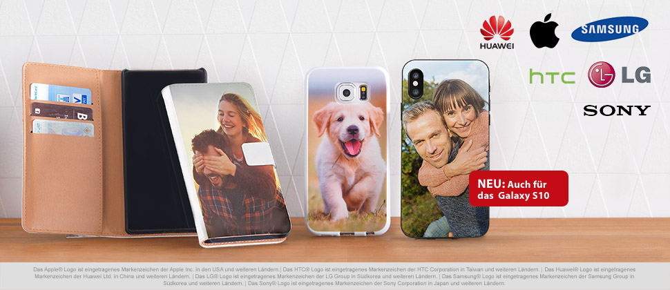 Wählen Sie das Cover für Ihr Smartphone oder Tablet