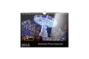 Stephan Goergens - StefLaNo Photo Kalender