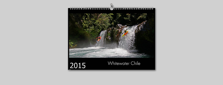 Hans Reithmeier - Whitewater Chile