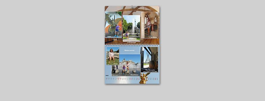 Angelika Wittmann - Wandkalender 2014