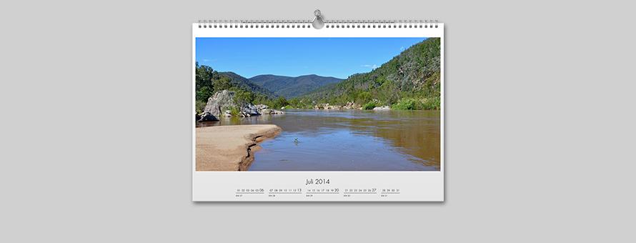 Dorothee von Einem - Wandkalender 2014