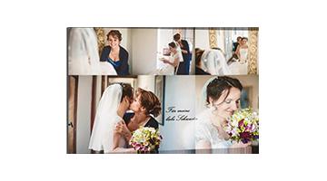 Hochzeit Collage