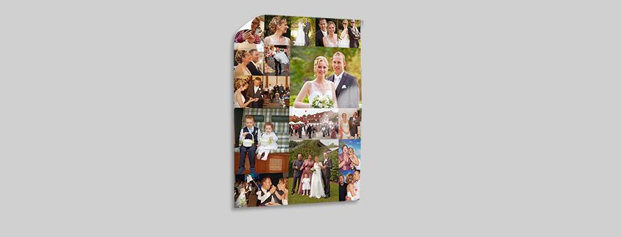 Sandra Aufderhaar Hochzeit Collage