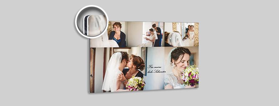 Susann Dietze Hochzeit Collage
