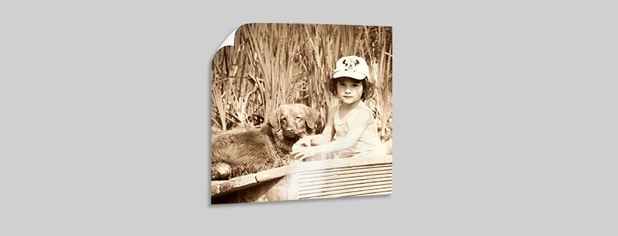 Tatjana Cordts Mädchen mit Hund