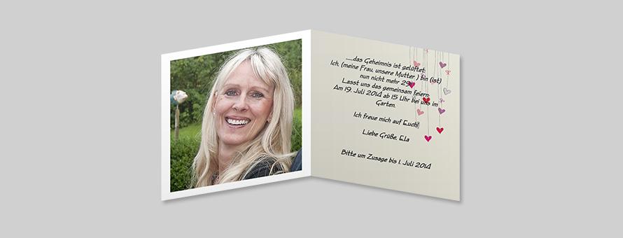 Manuela Braun - Einladung