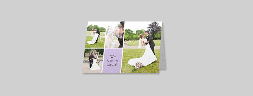 Anne Wickenhagen - Hochzeit