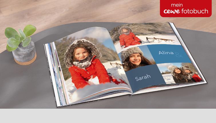 Mein CEWE Fotobuch Compact Panorama