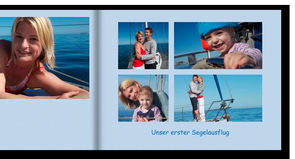 Súčasťou nášho softvéru na výrobu CEWE FOTOKNIHY su aj početné navrhy, ktoré vám pomožu pri navrhovní stránok.