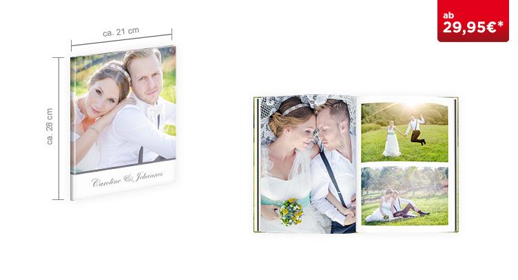 CEWE FOTOBUCH Groß: Digitaldruck Premium-Matt