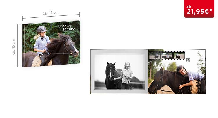CEWE FOTOBUCH Compact Panorama: Fotopapier matt