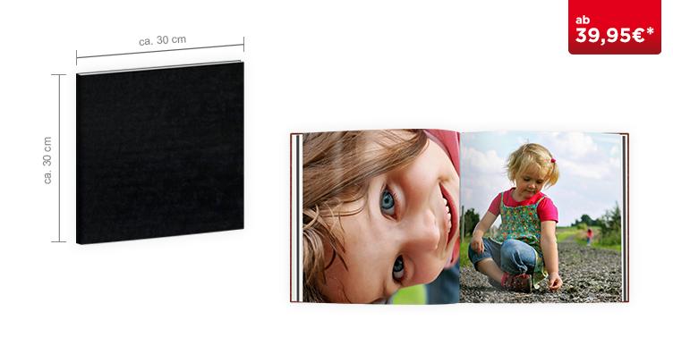 CEWE FOTOBUCH XL: Kunstleder-Einband