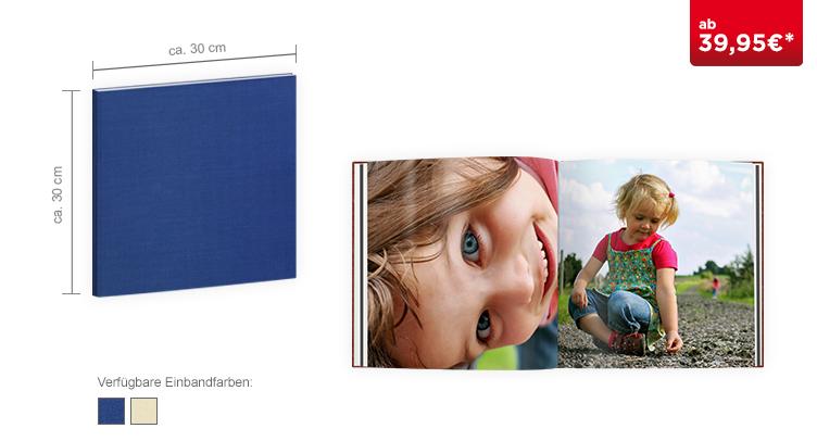 CEWE FOTOBUCH XL: Premiumleineneinband