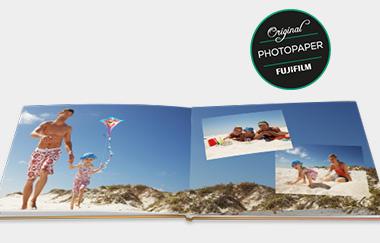 CEWE FOTOKNIHA fotopapír premium mat
