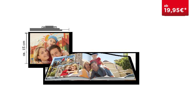 Fotobuch Compact Panorama im festen Einband