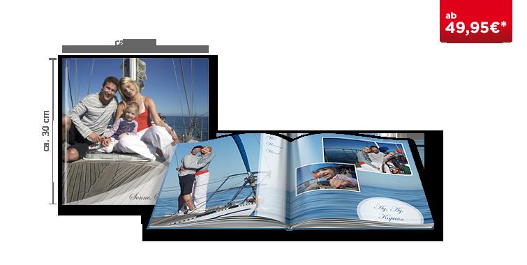 Fotobuch XL mit Hochglanz beschichtet