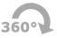 Galleria icona telaio 360 °