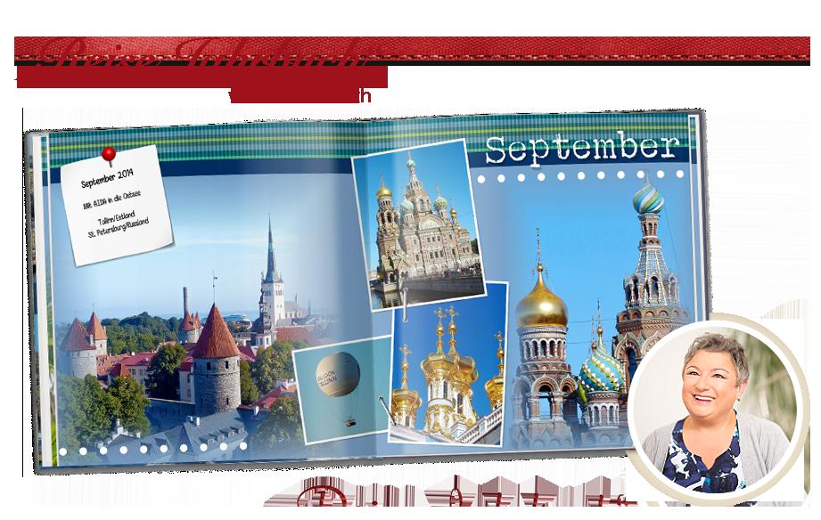 Reise Jahrbuch