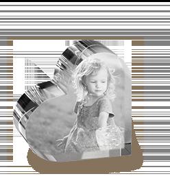 Ein Herz mit besonderem Inhalt