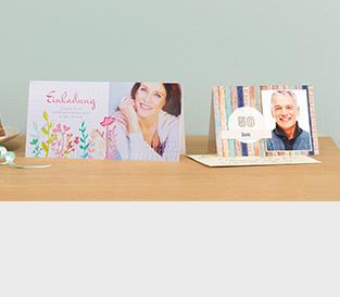 Zaprojektuj fotokartki urodzinowe