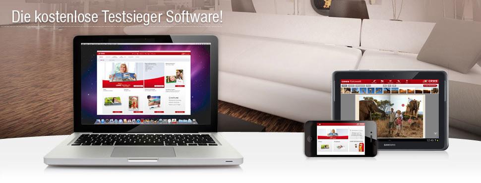 Die kostenlose Testsieger Software