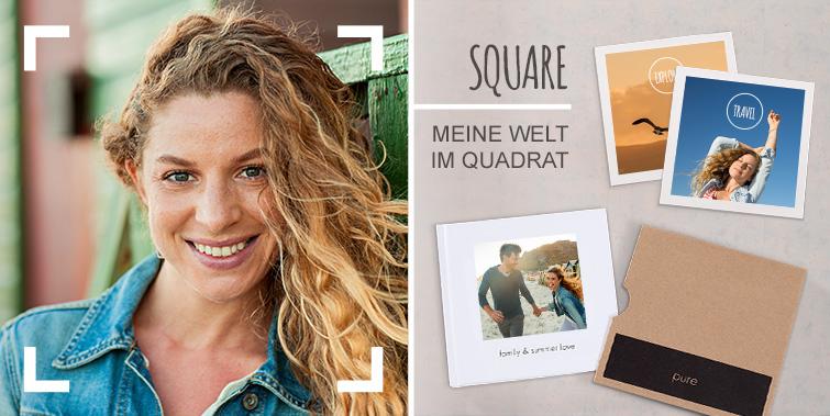 Square - Meine Welt im Quadrat