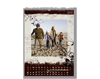 A3 Wall Calendar
