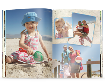 11 x 14 Portrait Pro Photo Book