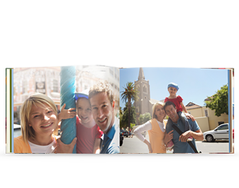 8 x 6 Compact Photo Book