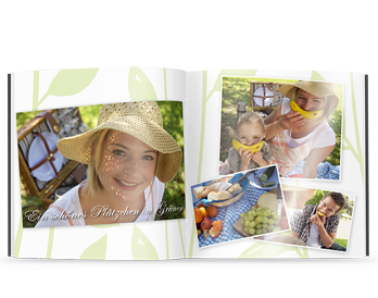 SMALL CEWE PHOTO BOOK