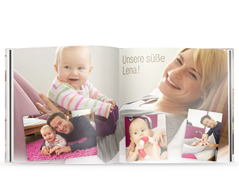 SQUARE CEWE PHOTO BOOK