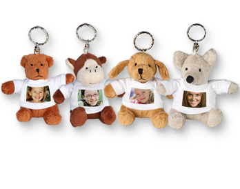 PRODUCT DETAILS: SOFT TOY KEYRINGS