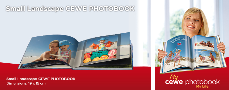 Small Landscape CEWE PHOTO BOOK