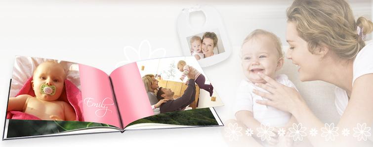 Photo book: baby