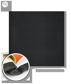 Cover: Black Premium Linen