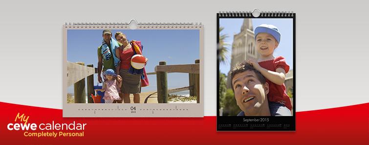CEWE Calendars